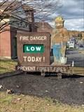 Image for Smokey Bear sign - Meredith, New Hampshire
