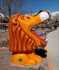 Image for Lion Water Fountain - A Park Above, Rio Rancho, New Mexico