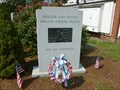 Image for Afghanistan-Iraq War Memorial - Woburn Town Common - Woburn, MA