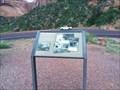 Image for Impassable Barrier - Zion National Park Scenic Drive - Springdale, UT