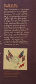 Image for FIRST -- Flag of the Confederacy, Union Station, Montgomery AL