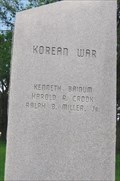 Image for Korean War - Farwell, TX