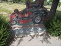 Image for Elmer and Ray -  Sunset Lawn staff - Sacramento CA