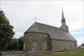 Image for Fire at Eglise Saint-Francois, Ile d'Orleans, Quebec