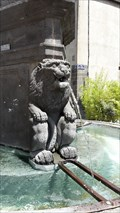 Image for Fontaine des Lions - Riom - France