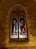 Image for Vitraux eglise Notre Dame -Menigoute, France