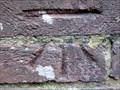 Image for Cut Bench Mark on Bridge at Scrapers Hill, Sussex