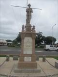 Image for War Memorial, Gin Gin, QLD, Australia