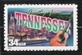 Image for Nashville Skyline, Tennessee