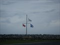 Image for Nautical Flag Pole - Ste-Anne-des-Monts, Quebec, Canada