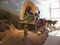 Image for Covered Wagons at the National Historic Oregon Trail Center, Baker City, Oregon