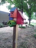 Image for Downtown Fayetteville Birdhouse Cluster - Fayetteville AR