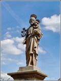 Image for Saint Joseph with the Infant Jesus (Svatý Josef Pestoun) - Nový Bydžov-Metlicany, Czech Republic