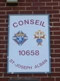 Image for C de C - Conseil 10658 - K of C Council 10658 - Gaspé, Québec