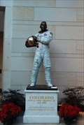 Image for Statue of Jack Swigert, Capitol Building, Washington