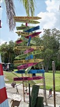 Image for How Far Are You From Dixie's Dockside?