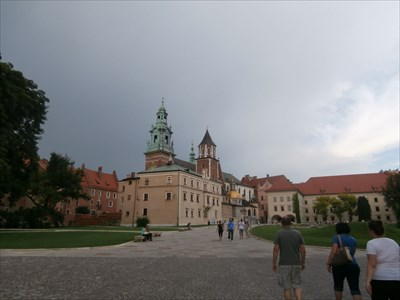 Wawel Cathedral and Castle - Krakow, Poland