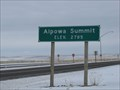 Image for Alpowa Summit - 2785'