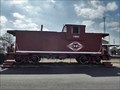 Image for Texas & Pacific Caboose 13553 - Mineola, TX