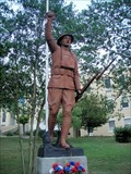Image for The Spirit of the American Doughboy  -  Grayson, KY