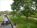 Image for Caldon Canal - Lock 10 - Hazelhurst Flight Top Lock - Endon, UK