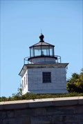 Image for LW4895 - Clarks Point Lighthouse - New Bedford, MA
