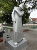 Image for Statue of Ironman - Nagold, Germany, BW