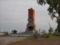 Image for The Survivor Chimney - Moore, OK