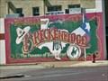 Image for Garish Welcome To Breckenridge Mural - Breckenridge, TX