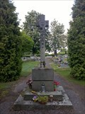 Image for Central Cross on Berovice Cemetery, Czechia