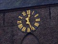 Image for Reformed Church Clock - Rouveen NL