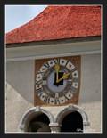 Image for Clock of the Cloister church - Millstatt, Austria