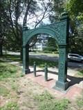 Image for Washington Street Cemetery Gateway - Geneva, NY