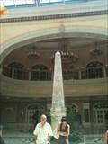 Image for Bellagio Atrium Obelisk - Las Vegas, NV