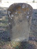 Image for W.J. Pewthers - Smyrna Cemetery - Near Sunset, TX
