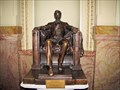 Image for Seated Lincoln, State Capitol Building - Denvr, CO