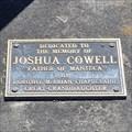 Image for Joshua Cowell - Manteca, CA