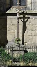 Image for Cross at the Church of St. Ignatius of Loyola / Kríž u kostela Sv. Ignáce z Loyoly - Jicín (East Bohemia)