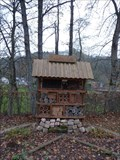 Image for Our river bank Insect hotel - Luxembourg