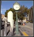 Image for Ziraat clock - Ankara, Turkey