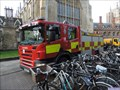 Image for Cambridge Fire and Rescue Vehicle - St John's Street, Cambridge, UK