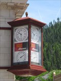 Image for Bank Clock, Wallace, ID