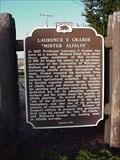 """Image for Laurence F. Graber """"Mister Alfalfa"""""""