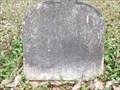 Image for Jane Braziel - Acie Cemetery, Dayton, TX