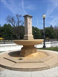 Image for Butt-Millet Memorial Fountain - Washington, DC