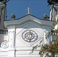 Image for Uhr Wallfahrtskirche 7 Schmerzen, Linz, OÖ, Austria