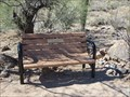 Image for Lynne Marie Blinco Earle Bench, Userey Mountain Park - Mesa, Arizona
