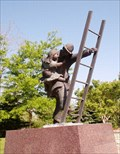 Image for Iowa Firefighters Memorial - Coralville, IA