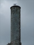 Image for Norman House Chimney - Castle Street, Christchurch, Hampshire, UK