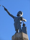 Image for LARGEST - Cast Iron Statue In The World